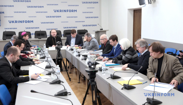 Духовенство, науковці та державні посадовці обговорили питання виборчого процесу в Україні