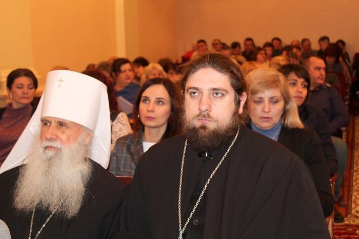 Митрополит УПЦ (МП) і президент України заслухали план розвитку Чернігівської області