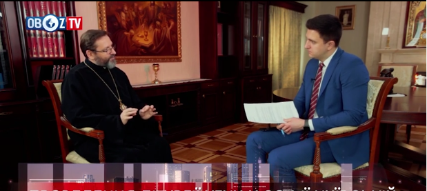 Глава УГКЦ: «Злиття з православними ми не передбачаємо – щонайменше, на далеке майбутнє»