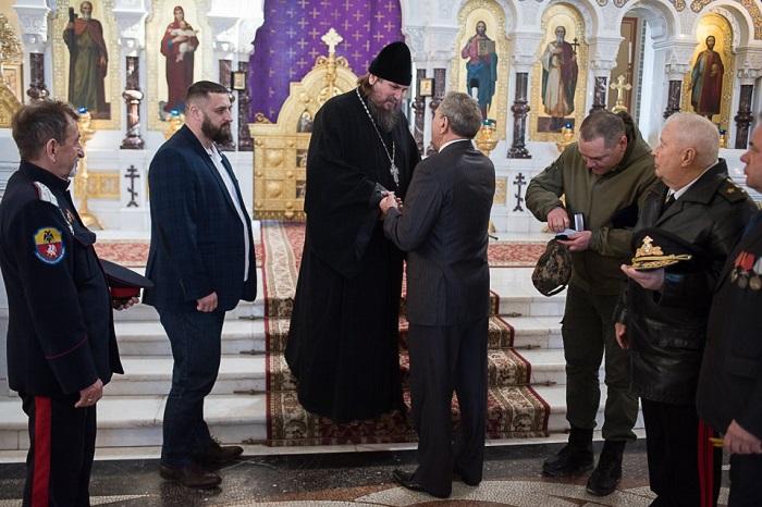 Представник УПЦ (МП) вітає «повернення» Криму до Росії, бо це «початок збирання російських земель»