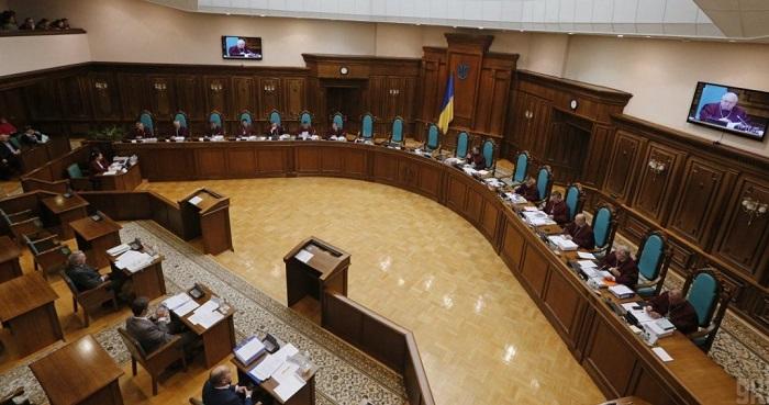 Конституційний суд відмовився оцінювати закон про перехід релігійних громад