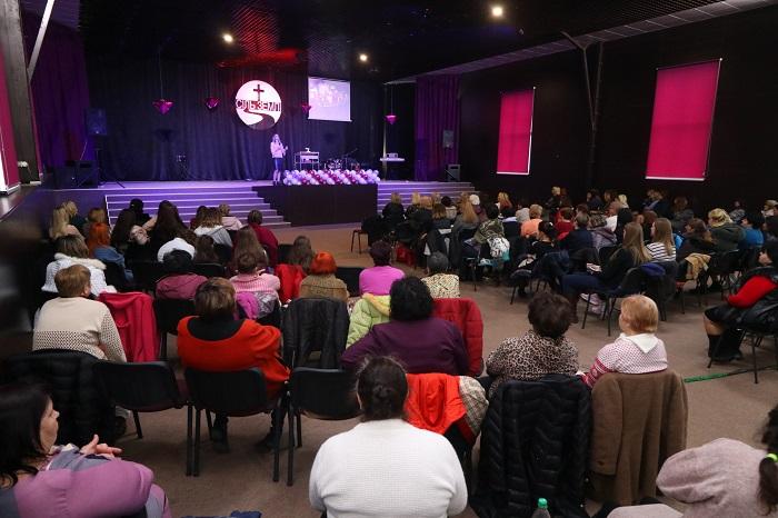 Пресвитериане приняли участие в женской конференции в Николаеве