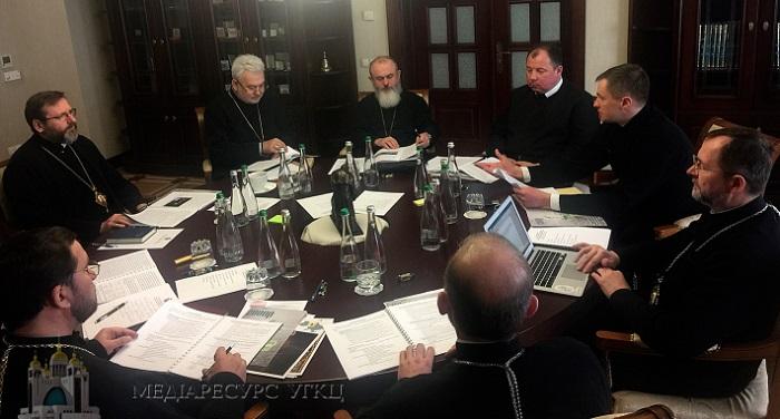 Синод УГКЦ розглядає тему «Постійна формація і духовний супровід духовенства»