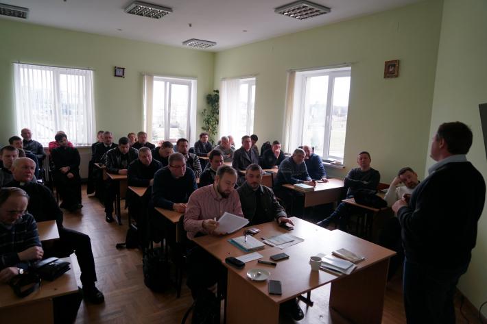 Греко-католики вивчають шляхи і методи нової євангелізації