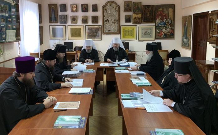 В УПЦ (МП) готують канонізацію ректорів Київської духовної академії
