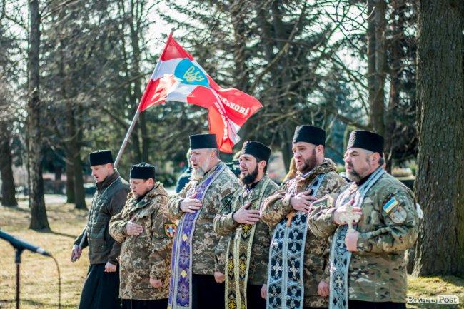 Волинські капелани ПЦУ отримали відзнаки президента