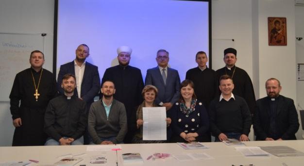 В регіонах країни підписують «Хартію релігійних організацій про надання паліативної допомоги людям старшого віку»