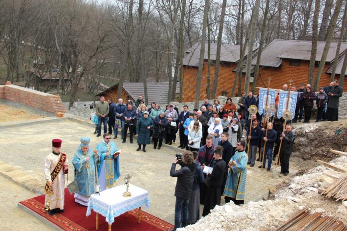 У Зарваниці збудують Католицький багатофункціональний навчально-освітній центр