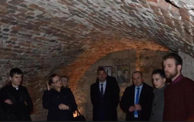 Прикордонники з України і Польщі відвідали храм УГКЦ у Львові