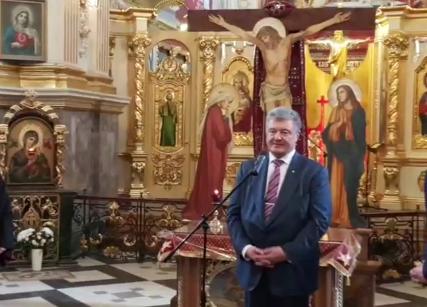 Порошенко повернув УГКЦ комплекс келій монастиря домініканців