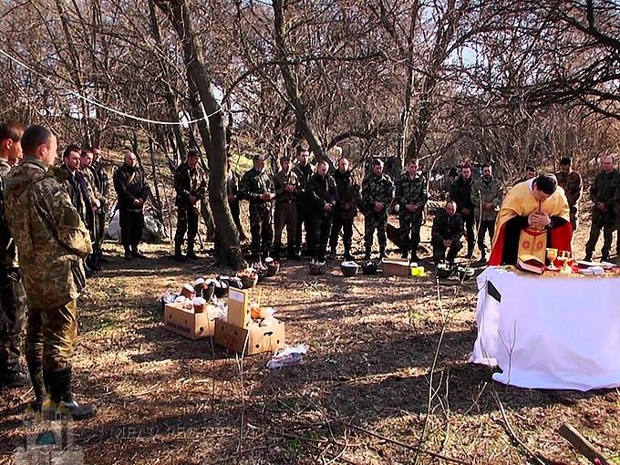 Українські військові капелані різних Церков стали лауреатами відзнаки імені о. Омеляна Ковча