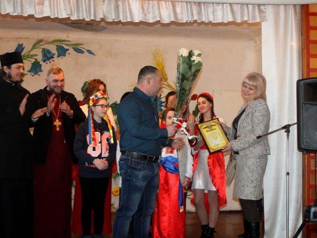Адвентисты и православные участвовали в торжественной программе для военнослужащих Никополя