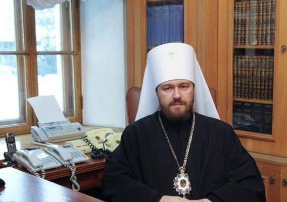 """Глава ОВЦС РПЦ ждет от нового президента Украины прекращения """"гонений на Церковь"""""""