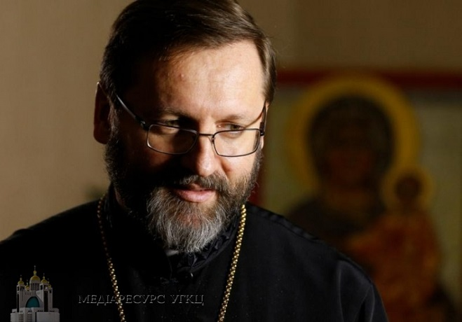 Глава УГКЦ: «Політик себе декларує християнином, а у своїх рішеннях чинить так, ніби Бога немає»