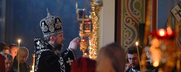 Митрополит Епіфаній закликає припинити переслідування духовенства у Криму, Донецьку і Луганську