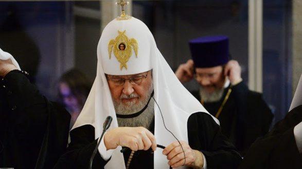 УПЦ (МП) отмежевывается в судах от РПЦ, а патриарх Кирилл продолжает убеждать в единой РПЦ/УПЦ