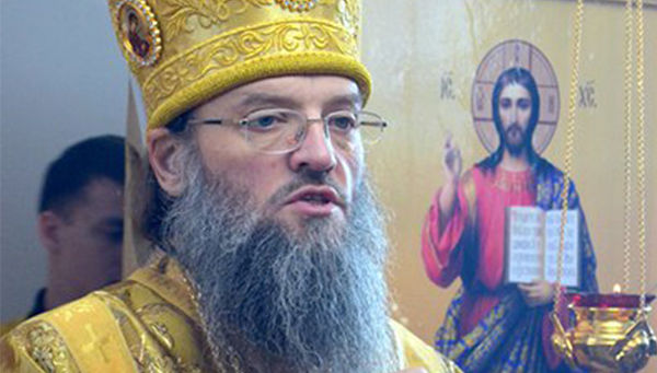Митрополит УПЦ (МП) говорит «нет» пятилетке Порошенко, агитируя за другого кандидата в президенты