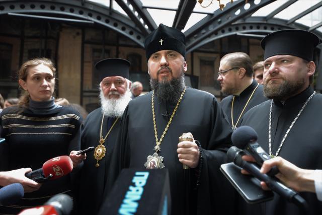 Глава ПЦУ: в Україні ніколи не буде державної церкви