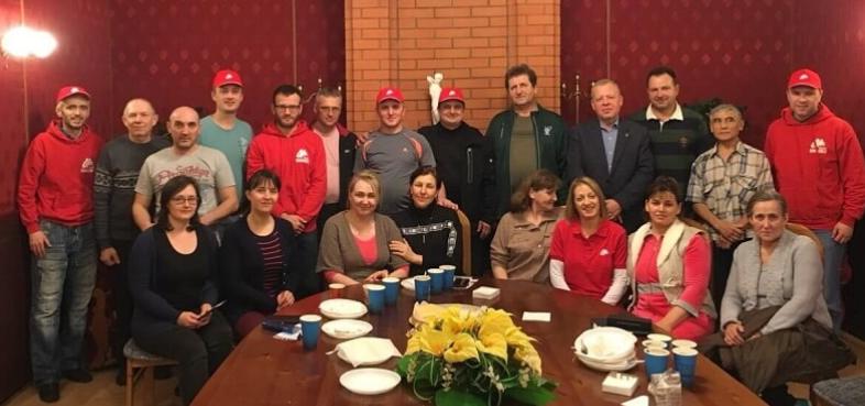 Баптисти організували на Рівненщині відпочинок для десяти сімей з Донбасу