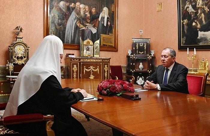 РПЦ и МИД РФ вместе работают над «проблемой православных на Украине» и в других странах