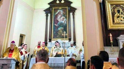 Папа Римський удостоїв статусу малої базиліки третій храм в Україні