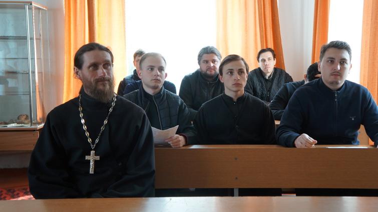 Полтавська семінарія УПЦ (МП) провела конференцію «Церковні розділення: історія та суасність»