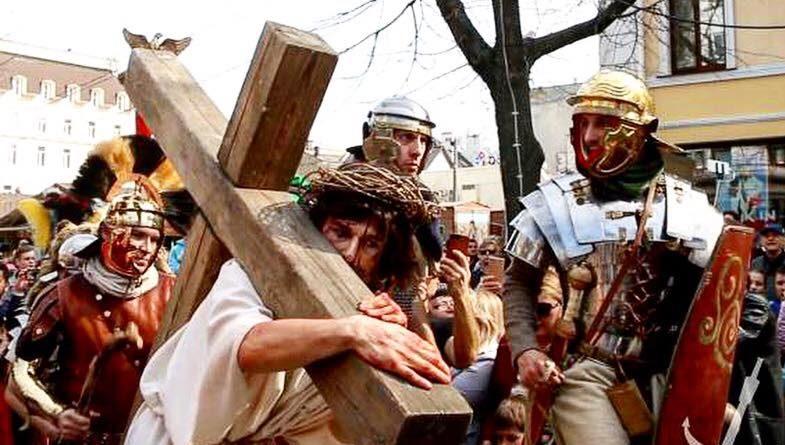 В Одессе 300 актеров примут участие в пасхальной реконструкции, которую ранее пытался запретить митрополит Агафангел