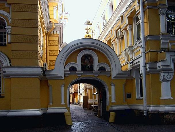 В Одесі готується міжнародна конференція «Афонська спадщина і традиції ісихазму в історії та культурі України»