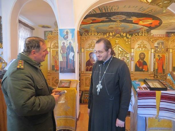 Священиків УПЦ (МП) нагородили відзнакою «За службу державі»