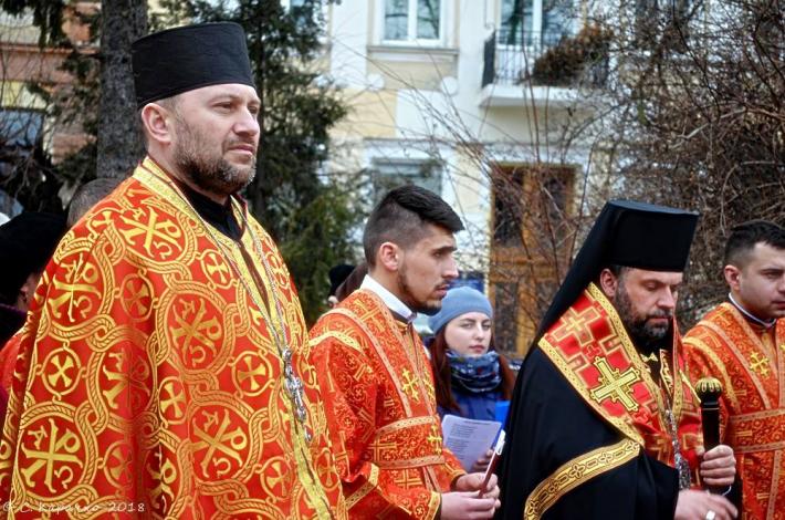 Військовий капелан УГКЦ отримав нагороду конкурсу «Благодійна Україна-2018»