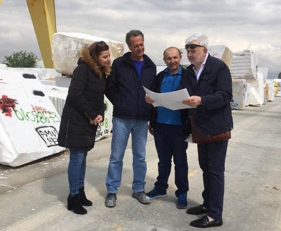 Головну святиню УГКЦ оздоблять білим мармуром із Греції