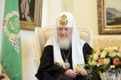 «Никогда не признаем», — патриарх Кирилл об украинской автокефалии