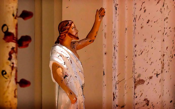 Християни, іудеї та мусульмани України засудили терор проти християн на Шрі-Ланці та в Нігерії