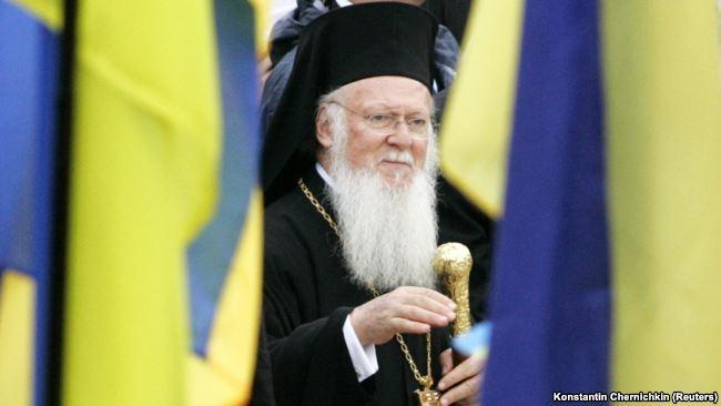 Вселенский патриарх поздравил Зеленского с победой на выборах и заверил в молитвенной поддержке