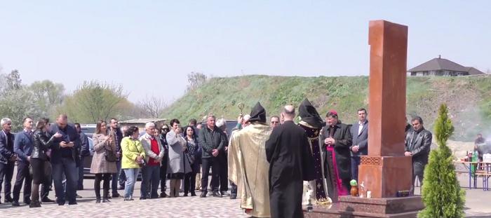 У Луцьку збудують вірменську святиню