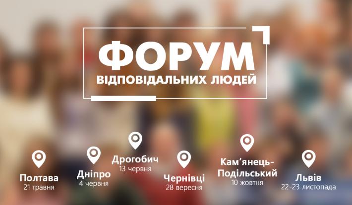 УГКЦ анонсує форуми відповідальних людей у шістьох містах України