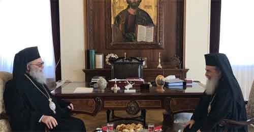 Антиохийский и Иерусалимский патриархи улаживают конфликт по вопросу о юрисдикции над Катаром