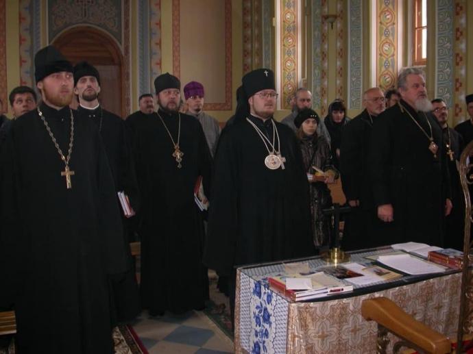 Архієпископ ПЦУ: бойовики відібрали храм на Донеччині, щоб віддати його УПЦ (МП)