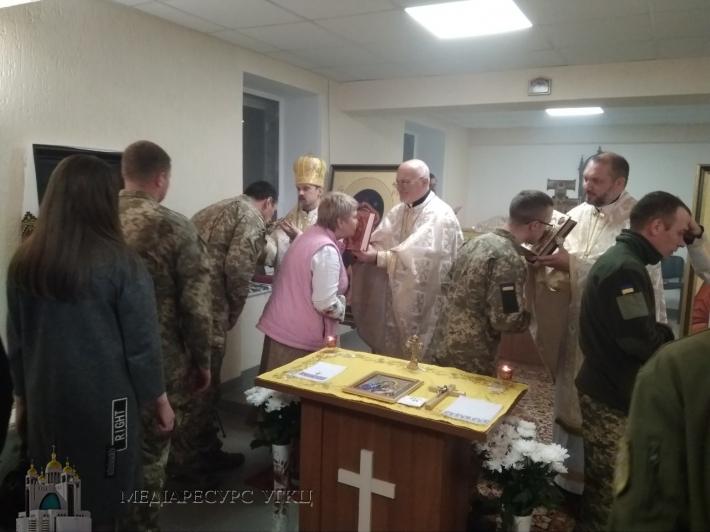 У Сєвєродонецьку греко-католики вперше на Великдень молилися у власному приміщенні