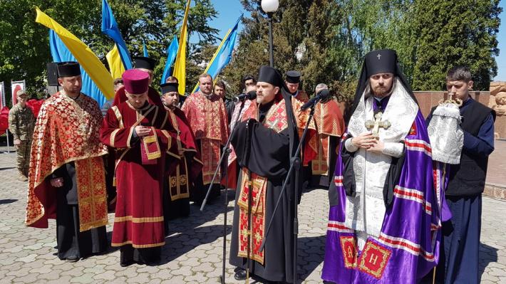 Єпископ УГКЦ: «Нацистська і комуністична ідеології породили Другу світову війну»