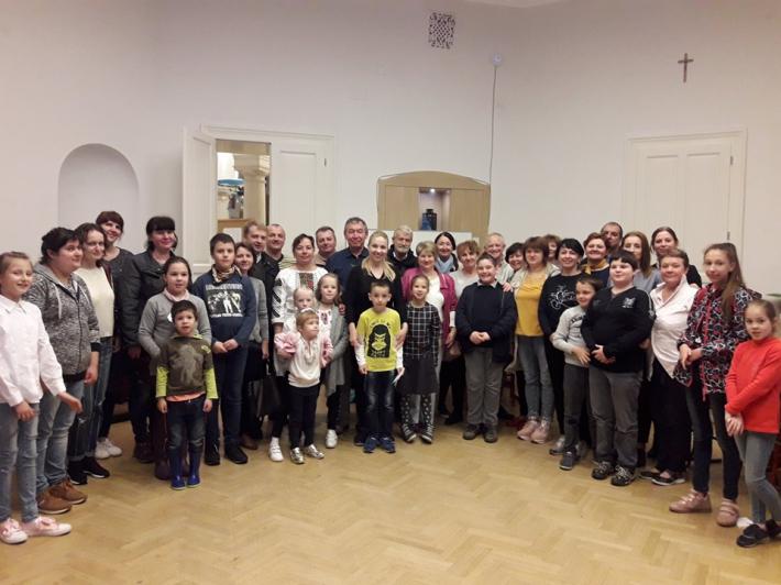Відомі географи з України відвідали українську греко-католицьку громаду в Будапешті