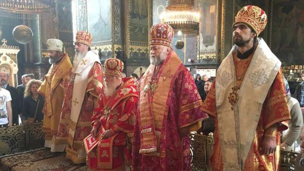 Філарет відлякав від себе єпископат: на зустріч з ним прибули 4 єпископи