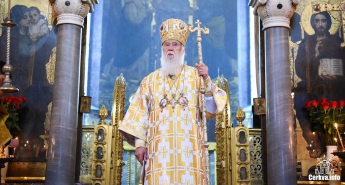 Філарет звинуватив Порошенка і Епіфанія у ліквідації УПЦ КП і заявив про свою владу в церкві
