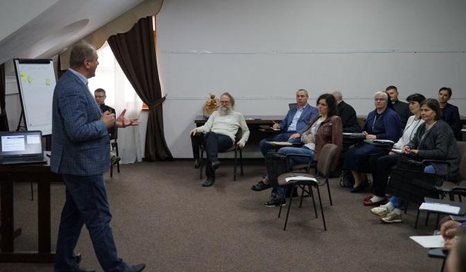 У Патріаршому домі УГКЦ відбувається тренінг «Командобудування та проектний менеджмент»