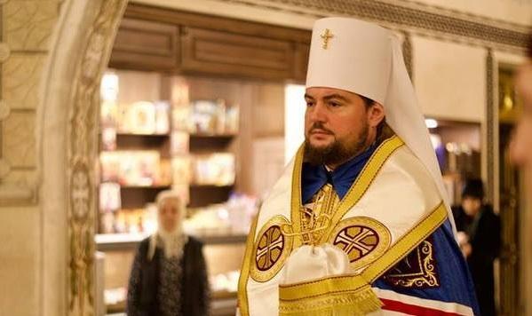 Митрополит Олександр (Драбинко) поставив Філарету чотири запитання