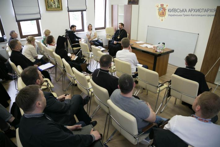 В УГКЦ триває розробка комунікаційної стратегії Церкви