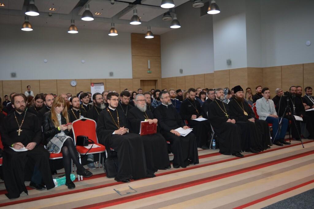 УПЦ (МП) провела форум активних священиків та мирян «Парафія як спільнота: виклики і покликання»