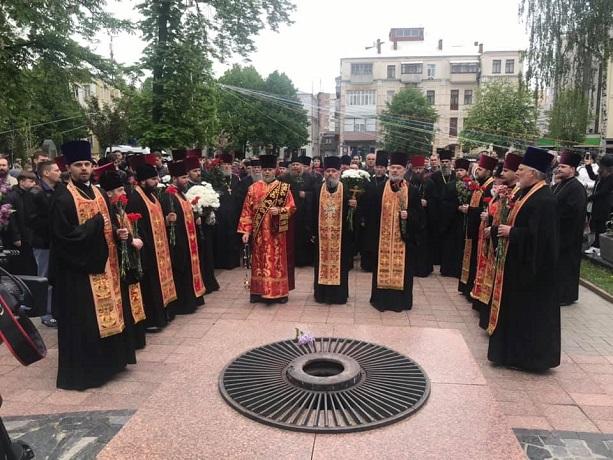 На Вінничині архієреї УПЦ (МП) обурені тим, що їх не запрошують на офіційні заходи