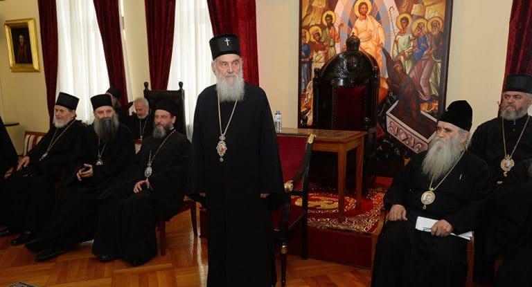 Сербская Церковь не признает ПЦУ, но начинает диалог с непризнанной Македонской Церковью