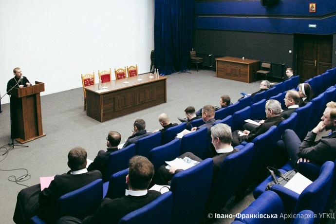 Церковні юристи з України, Польщі та з Вірменії з